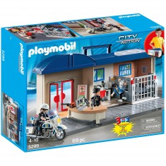 Playmobil 5299 : City Action : Commissariat de police