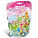 Playmobil 5352 : Fée été avec poulain ailé vert