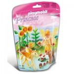 Playmobil 5353 : Fée automne avec poulain ailé doré