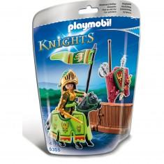 Playmobil 5355 : Piste de joute du chevalier Aigle d'or