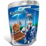 Playmobil 5356 : Piste de joute du chevlier Lion royal
