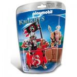 Playmobil 5358 : Piste de joute du chevalier Dragon ailé