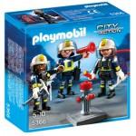 Playmobil 5366 : Unité de pompiers