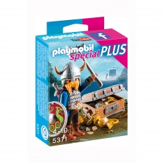 Playmobil 5371 : Spécial Plus : Viking avec trésor