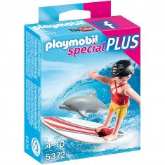 Playmobil 5372 : Spécial Plus : Surfeuse
