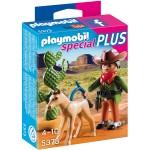 Playmobil 5373 - Spécial Plus : Cow-boy avec poulain