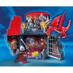Playmobil 5418 : Coffre chevaliers dragons