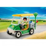 Playmobil 5437 : Gardien du camping et véhicule de service