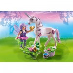 Playmobil 5440 : Fée cuisinière avec licorne Violette