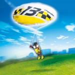 Playmobil 5454 : Parachutiste Greg
