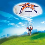 Playmobil 5455 : Parachutiste Rick