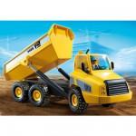 Playmobil 5468 : Grand camion à benne basculante