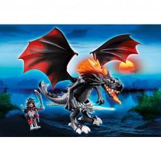 Playmobil 5482 : Grand Dragon royal avec flamme lumineuse