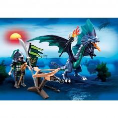 Playmobil 5484 : Dragon avec guerrier
