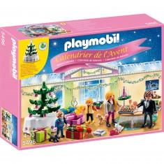 Playmobil 5496 : Calendrier de l'avent : Réveillon de Noël