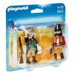 Playmobil 5512 : Duo Sherif et bandit