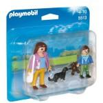 Playmobil 5513 : Duo Maman et enfant