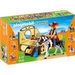 Playmobil 5516 : Cheval et aventurière