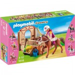 Playmobil 5518 : Cheval Shagya et cavalière