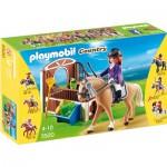 Playmobil 5520 : Cheval Warmblood et cavalière