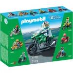 Playmobil 5524 : Motot de sport verte