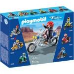 Playmobil 5526 : Chopper bleu