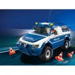 Playmobil 5528 : 4x4 de police radiocommandé avec caméra