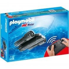 Playmobil 5536 : Moteur submersible radiocommandé