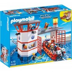Playmobil 5539 : Poste de secours des sauveteurs en mer