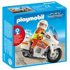 Playmobil 5544 : Sauveteur avec micro