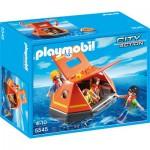 Playmobil 5545 : Naufragés avec radeau de survie