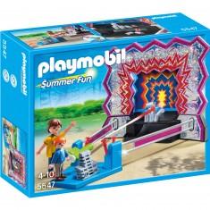 Playmobil 5547 - Summer Fun - Stand de chamboule-tout
