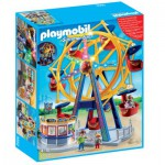 Playmobil 5552 : Grande roue avec illuminations