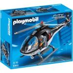 Playmobil 5563 : Hélicoptère avec policier des forces spéciales