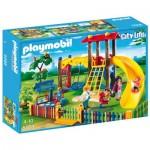 Playmobil 5568 : Square pour enfants avec jeux