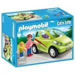 Playmobil 5569 : Voiture de ville avec maman et enfant