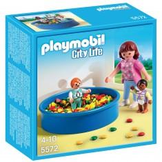 Playmobil 5572 : Piscine à balles pour bébés