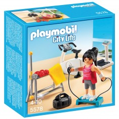 Playmobil 5578 : Salle de sports