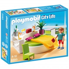 Playmobil 5583 : Chambre avec lit rond