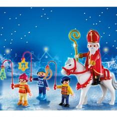 Playmobil 5593 : Saint Nicolas avec enfants