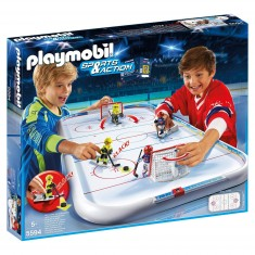 Playmobil 5594 : Sports & Action : Stade de hockey sur glace