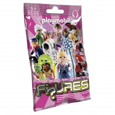 Playmobil 5599 : Figures Series 9 : Fille