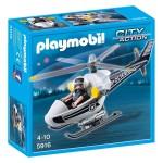Playmobil 5916 : City Action : Hélicoptère de police