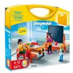 Playmobil 5971 - Valisette maîtresse et élève