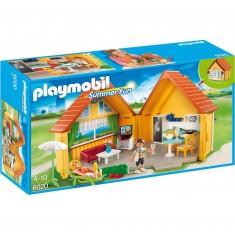 Playmobil 6020 : Summer Fun : Maison de vacances