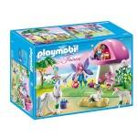 Playmobil 6055 : Centre de soins des licornes