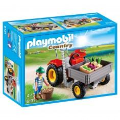 Playmobil 6131 : Country : Fermier avec faucheuse
