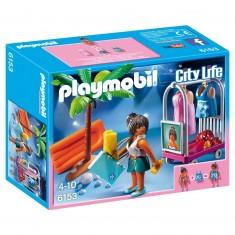 Playmobil 6153 : City Life : Top modèle avec tenues de plage