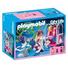 Playmobil 6155 : City Life : Top modèle avec tenue de mariée