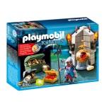 Playmobil 6160 : Knights : Gardien du trésor royal